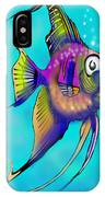 Angelfish IPhone Case