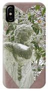 Angels Of The Snow  B IPhone Case