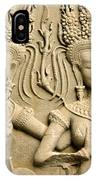 Angkor Wat Relief IPhone Case