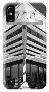 Angles And Symmetry IPhone Case
