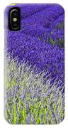 Angles In Lavender IPhone Case