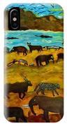 Animal Exodus IPhone Case