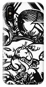 Animal Legend 1912 IPhone Case