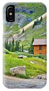 Animas Forks Ghost Town IPhone Case