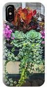 Annapolis Flower Box IPhone Case