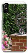 Annapolis Garden Ornament IPhone Case