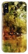 Annecy France Pont Des Amours IPhone Case