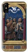 Annunciation To Shepherds IPhone Case