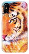 Ano Do Tigre IPhone Case