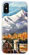 Another Colorado Barn IPhone Case