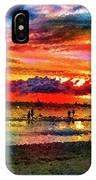 Another Day At The Beach IPhone Case
