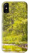 Another Day At The Lake IPhone Case
