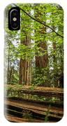 Another Split Redwood IPhone Case