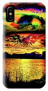 Another Wicked Sunset IPhone Case