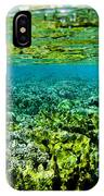 Ant Atoll Reef IPhone Case
