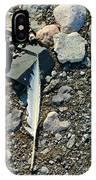 Antarctic Feather IPhone Case