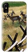 Antelope 2 IPhone Case