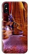 Antelope Canyon Thirteen IPhone Case