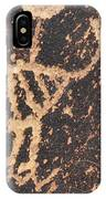 Antelope Petroglyph IPhone Case
