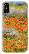 Antelope Valley Poppies IPhone Case