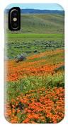 Antelope Valley Poppy Reserve IPhone Case