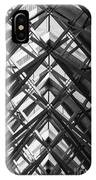Anthony Skylights Grayscale IPhone Case