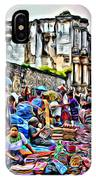 Antigua Market IPhone Case