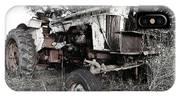 Antique Case Tractor IPhone Case