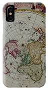 Antique Map Vintage Very Stylish Piece IPhone Case
