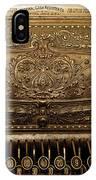 Antique Ncr IPhone Case