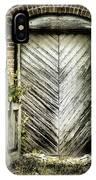 Antique Store Door IPhone Case