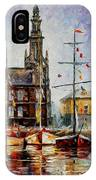Antwerp - Belgium IPhone Case