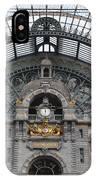 Antwerp Train IPhone Case