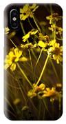 Anza Borrego Desert Sunflower 4 IPhone Case