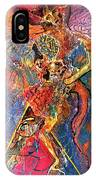 Apache Cosmogony  IPhone Case