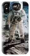 Apollo 11 Buzz Aldrin IPhone Case