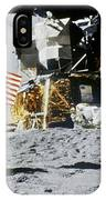 Apollo 15: Jim Irwin, 1971 IPhone Case