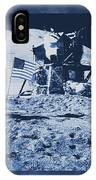 Apollo 15 Mission To The Moon - Nasa IPhone Case