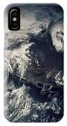 Apollo 16: Earth IPhone Case