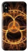 Apophysis 4 IPhone Case