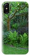 Apple And Fern IPhone Case