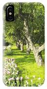Apple Garden IPhone Case