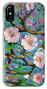 Apple Tree Blossom IPhone Case