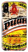 Apuaha Beer Sign IPhone Case