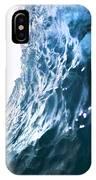 Aqua Ramp - Triptych Part 3 Of 3. IPhone Case