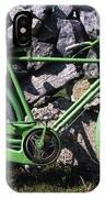 Aran Islands, Co Galway, Ireland Bicycle IPhone Case