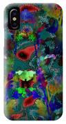 Arboreal Wonderment 3 IPhone Case