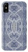 Arc De Triomphe Du Carrosel Paris Kaleidoscope Vertical IPhone Case
