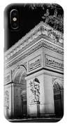 Arc De Triomphe Paris, France  IPhone Case