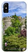 Arcadia University Castle - Glenside Pennsylvania IPhone Case